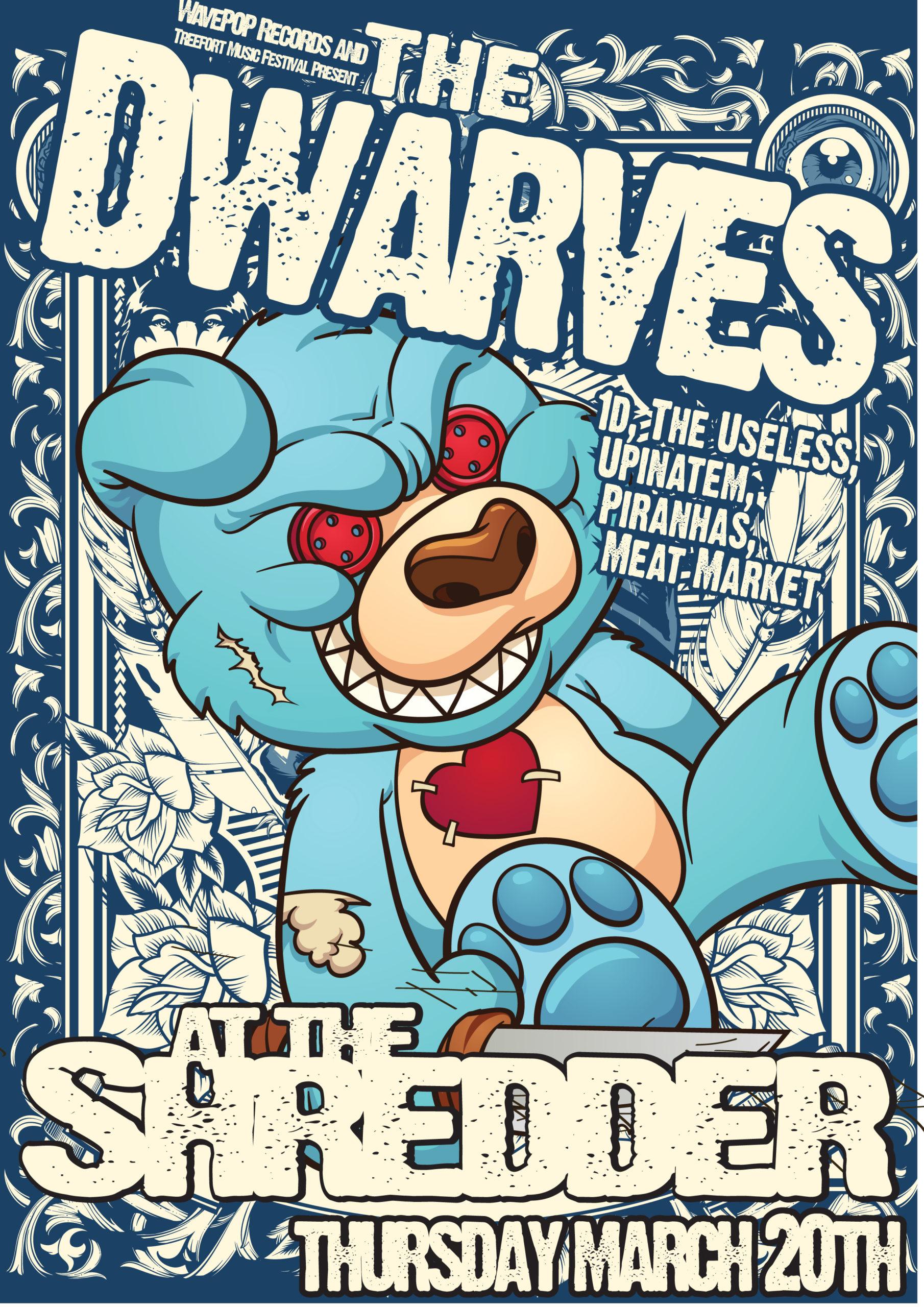 dwarves poster